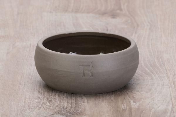 Treusinn Katzennapf Keramik Schiefer