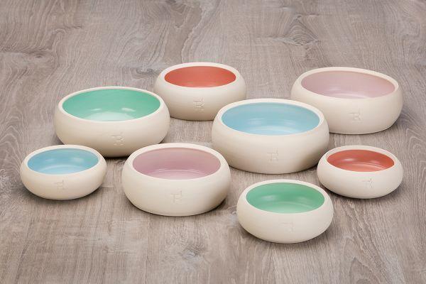 Keramiknapf PUR Pastell