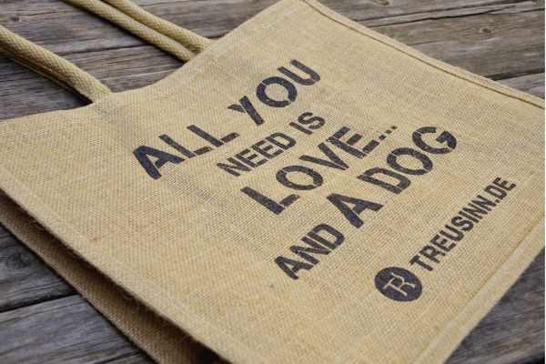 Shopper JUTE All you need