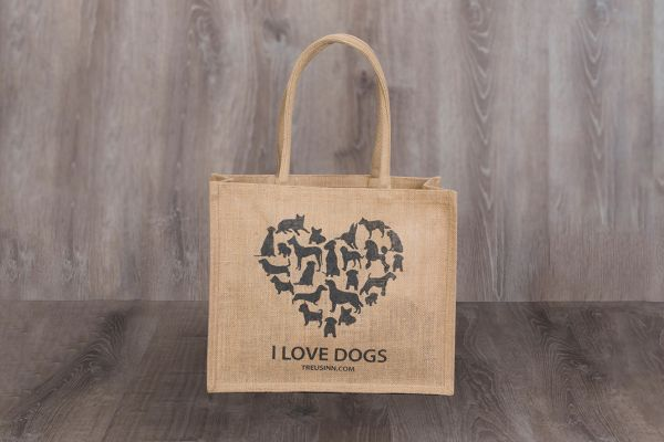 Eco Shopper Jute von Treusinn