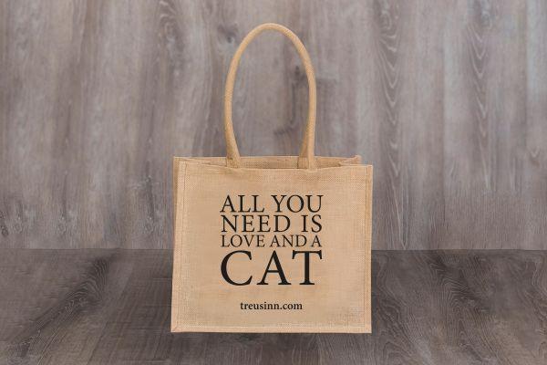 Treusinn Eco-Shopper All you need...Cat