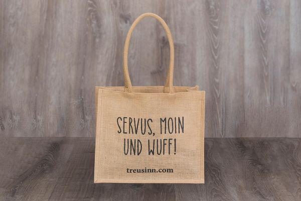 Treusinn Eco Shopper aus Jute