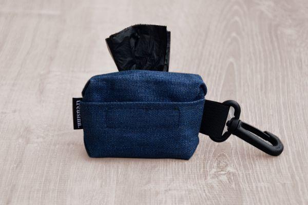 Treusinn Kotbeuteltasche TIDY Jeans